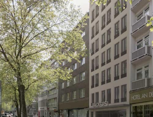 Wohnen im Herzen von Düsseldorf