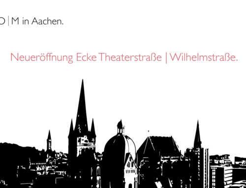 OM in Aachen!